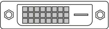 разъем типа DVI-D