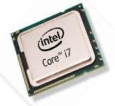 Процессор для домашнего компьютера INTEL.