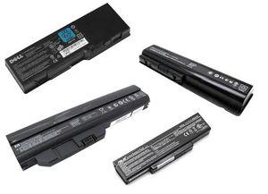 Аккумуляторы для ноутбука.