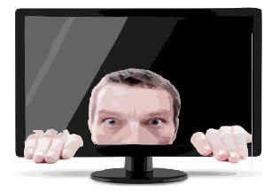 Болит голова от монитора
