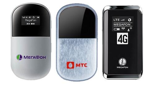 Мобильный 3G WIFI роутер.