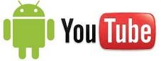 YouTube на Андроид планшете